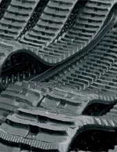 Rubber Tracks for Kubota Mini Excavators